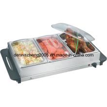 Serveur de Buffet électrique et chauffe-plats