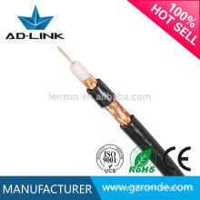 Manufacturing RG6 Kabel in Kommunikation Kabel HD TV Satelliten OEM ODM Made in China