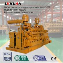 International Standard 200kw LPG Generator