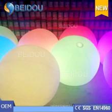 Decoraciones de Navidad Personalizado PVC inflable Zygote bolas LED iluminado Globos