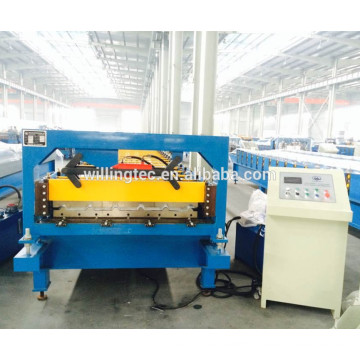 steel Profile roof forming machine