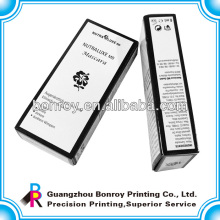 Изготовленное на заказ Eco-содружественная Бумажная Коробка упаковки для парфюмерии с печатью Логоса