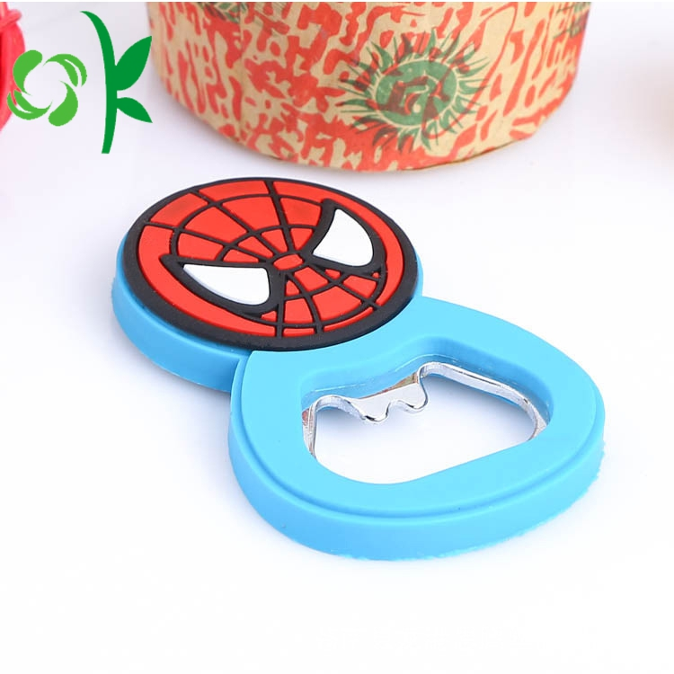 Safety Silicone Bottle Opener