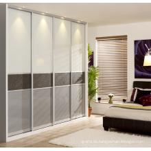 Weiße Garderobe Schrank Möbel