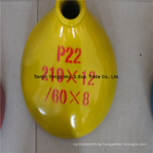 P22 Carbon Steel Welded Pipe Fittings Elbows