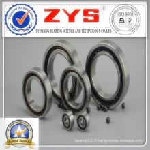 Roulement à billes en céramique hybride de haute précision de Zys (incidence de zys)