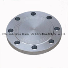 High Quality Alloy Forged Blind Flanges