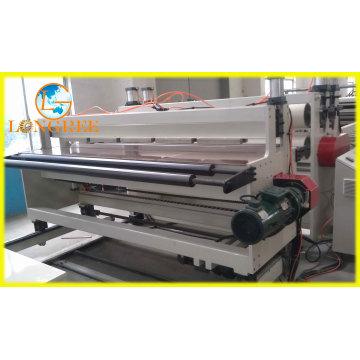Machine d'extrusion de panneau de lumière du soleil creux de PC / production Machine d'extrusion de panneau de lumière du soleil de Lineollow / chaîne de production