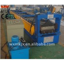 Metal sheet roll forming machine,floor deck forming machine, high speed floor decking roll former machine