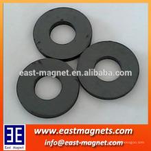 12-polige mehrpolige magnetische ring / mehrfache polen motorrotorhersteller / mehrpolige gesinterte ferritmagnetfabrik