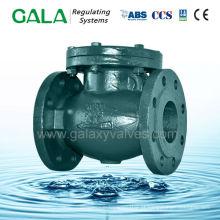 Válvula de retenção embutida para WC e produtos químicos