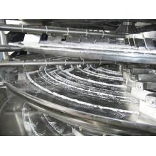 Equipo de secado de placa continua de disco de la serie PLG
