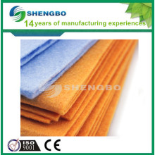 Eco-friendly / usine de nettoyage direct / microfibre!