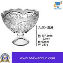De Boa Qualidade Bolo de vidro de sorvete quente venda de louça Kb-Hn0150