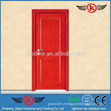 JK-W9081 MDF Finished Surface Wooden Swing Door