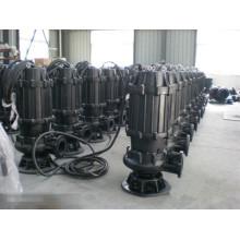 WQK / QG pompe à eaux usées dispositif de coupe