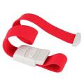 torniquete médico de emergencia con hebilla de cinturón elástica