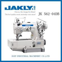 JK562-04DB abaixam a máquina de costura industrial do bloqueio do DOIT do ruído