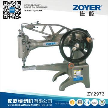 Zoyer Одноместный иглы цилиндра кровать обувь ремонта машина (ZY 2973)