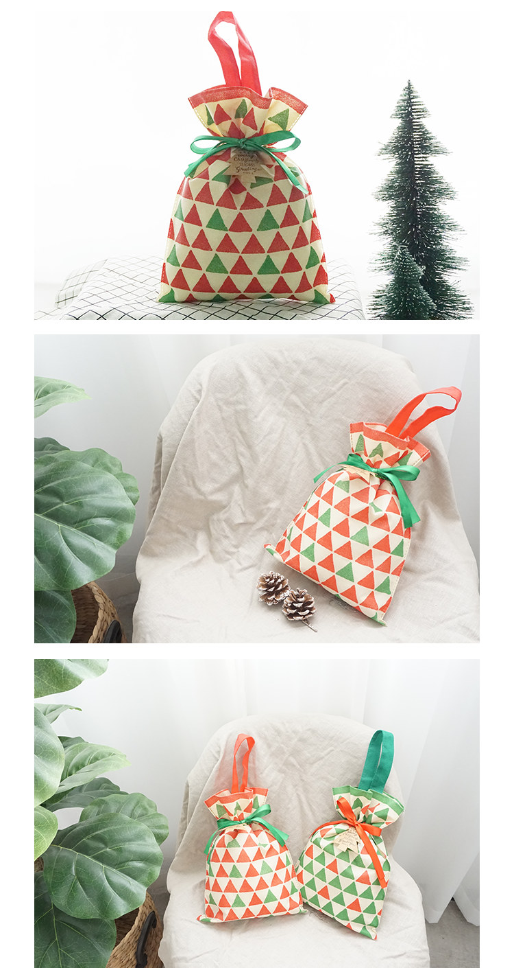 christmas stocking gift bags