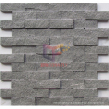 Black Marble Stone Mosaic (CFS947)