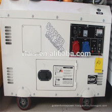2 years warrantly fast delivery diesel generator sets 10kva