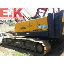 2011 Hydraulic Crawler 50ton Sany Crawler Crane (SCC500C)
