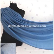 80x210cm châle doux femmes en gros écharpes en cachemire