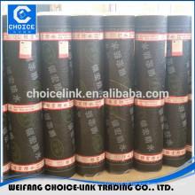 Membrana de impermeabilização de betume modificado APP à base de fibra de vidro