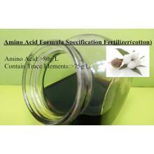 Aminoácido Fórmula Especificación Fertilizante (Algodón)