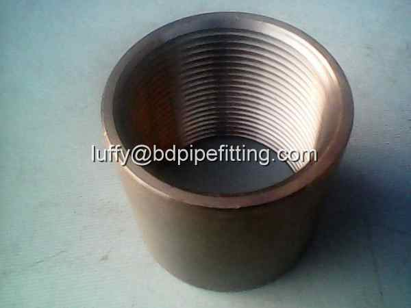 Thread coupling