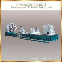 Máquina pesada horizontal do torno do metal profissional chinês de C61630 para a venda