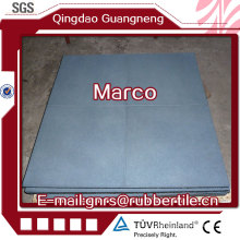Rubber Floor Tiles, Playground Rubber Paver, Rubber Gym Mat Wholesale Indoor Rubber Tile