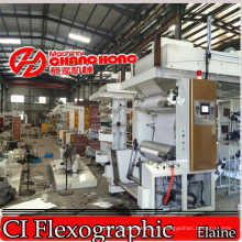 Machine d'impression de film de rétrécissement de PVC / machines / imprimante / Flex