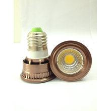 Lámpara E27 COB 3W LED de entrega rápida