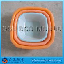 горячая пластичная прессформа тазика