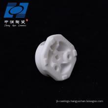 Electrical insulation ceramic support insulator