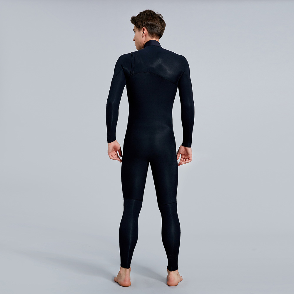 Back of Chest Zip Wetsuit