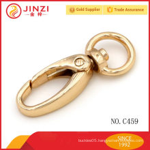 Wholesale Bag Accessories Gold Dog Hook/Snap Hook