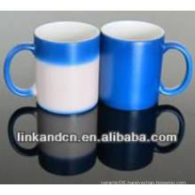 magic !!!ceramic colour changing mug