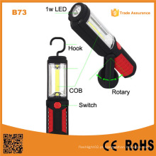 B73 Novo COB Muitifunction magnético luz de trabalho luz LED