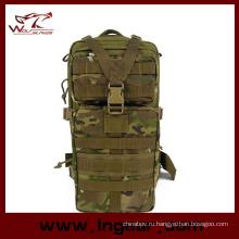 Тактический Molle 600d Оксфорд ткань рюкзак Дорожная сумка