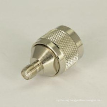 SMA F to N Male Adapter Nickel Plating