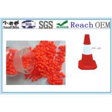 Hoher Kristall! Plastic Combound Mateiral PVC für Kabel / PVC Traffic Cone Compound