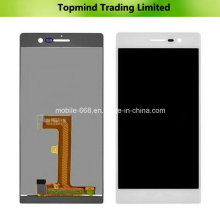 Original New Display LCD with Digitizer Touch Screen for Huawei Ascend P7