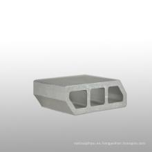 Productos de aluminio Perfil de aluminio extrusionado de la serie 6000