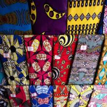 Cotton Super Wax Fabrics 40X40 96X96 To Africa Market