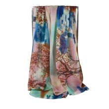 Nueva bufanda de la manera de la bufanda de la señora Chiffon del verano del diseño