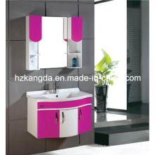 Шкаф ванной комнаты PVC / тщета ванной комнаты PVC (KD-303A)