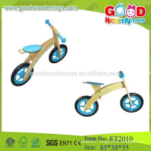 ET2010 new product kids educational wooden balance bike toys